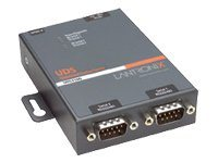 Lantronix Device Server UDS2100 Two Port Serial (RS232/ RS422/ RS485) to IP Ethernet