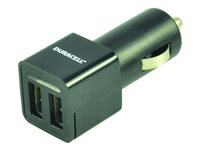 Duracell adaptateur allume-cigare (voiture)