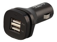 I-TEC Car Dual Charging Adapter