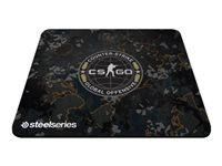 SteelSeries QcK+ CounterStrike: Global Offensive Camo Edition - 63379