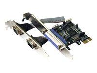 Dawicontrol DC 9112 PCIE - parallelle/seriële adapter