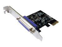 Dawicontrol DC 9110 PCIE - parallelle adapter