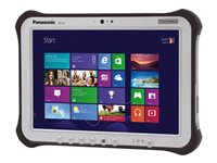 "Panasonic Toughpad FZ-G1 - 10.1"" - Core i5 6300U - 4 GB RAM - 128 GB SSD"
